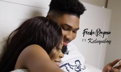 I Dey Go by Freda Rhymz feat. Kelvynboy