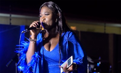 Sista Afia hosts pre-album listening; first copy bought for $10,000