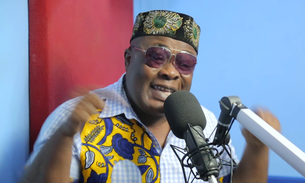 What's profane about Akoma - Willie Roi