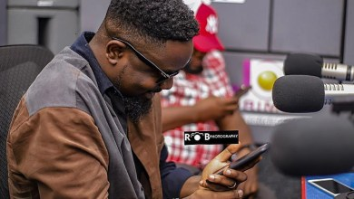 Photo of Sarkodie clears the air on recent Twitter rants