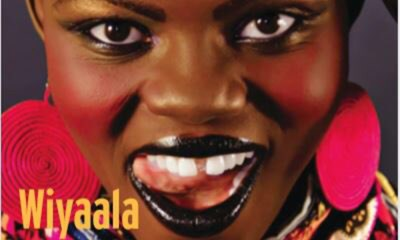 Wiyaala iconized on Echoes magazine front cover page