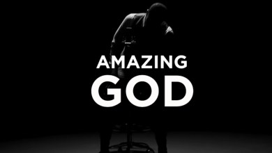 Amazing God by Luigi Maclean