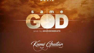 Photo of Audio: Same God by Kumi Guitar