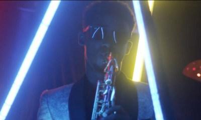 Video Premiere: Gospel Praise (Sax Medley) by Mizter Okyere