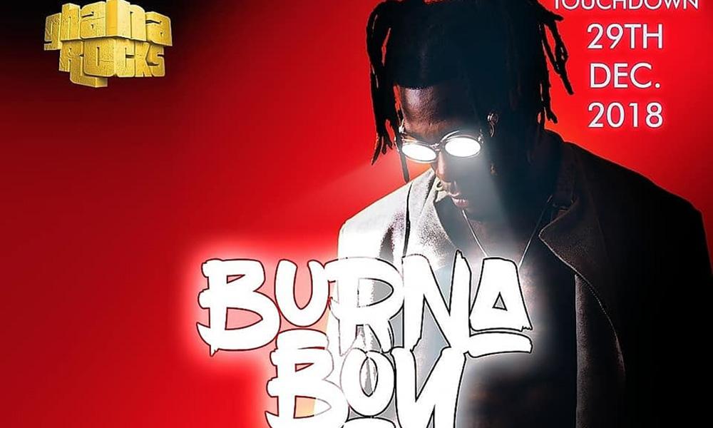 Charterhouse apologizes for Burna Boy's no-show