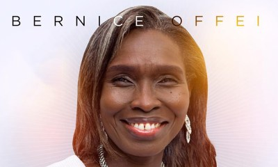 Bernice Offei announces major comeback double single release