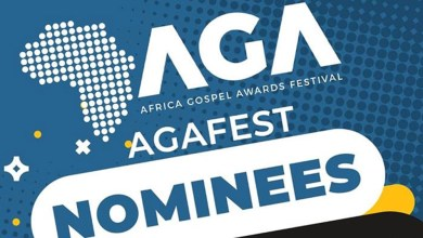 Photo of Joe Mettle, Joyce Blessing, Patience Nyarko & more nominated for 2019 Africa Gospel Music Awards Festival