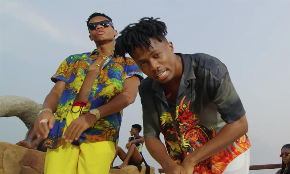 Mr Badman by KiDi feat. Kwesi Arthur