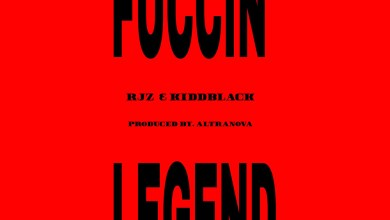 Photo of Audio: Fuccin' Legend by RJZ & Kiddblack