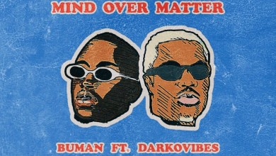 Mind Over Matter by BuMan feat. Darkovibes