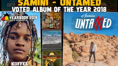 Photo of Samini's Untamed takes first place for top albums of 2018