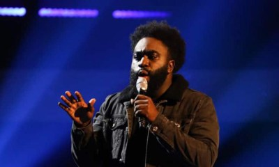Emmanuel Smith stuns audience at The Voice UK