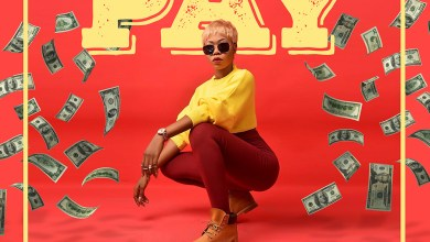 Photo of Audio: Pay by Freda Rhymz feat. D-BLACK