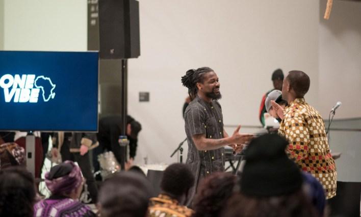 Photos: Samini launches UNTAMED album in the USA