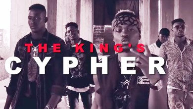 Photo of Video: The King's Cypher by Maccasio feat. Bless D, Awaaga, Fadlan, Iva, Diorff , Wumbei, OJ & ZeeTown Militana