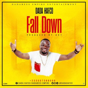 Fall Down by Dada Hafco