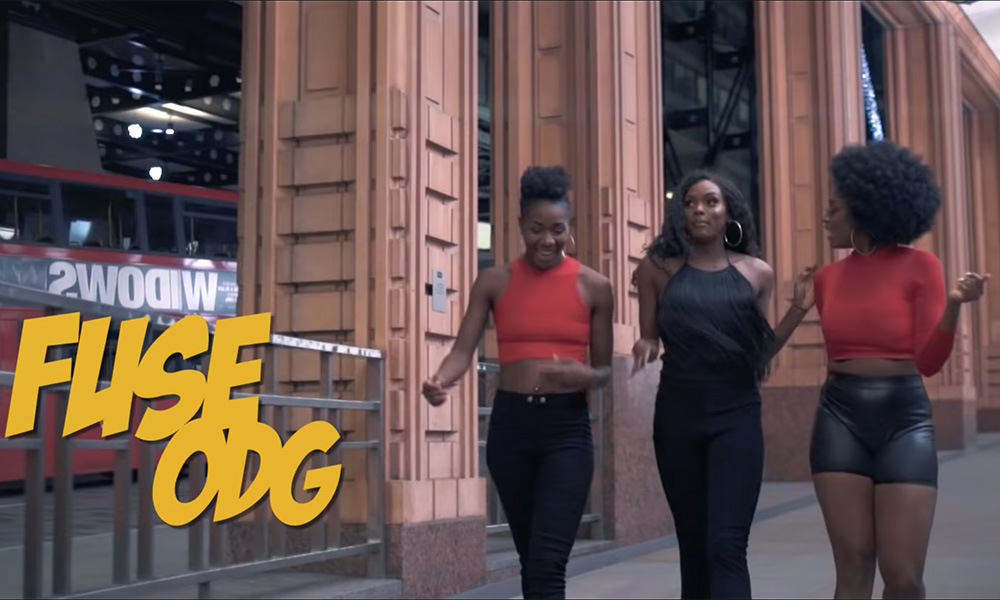 Outside Of The Ropes by Fuse ODG