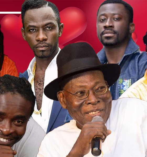 Top 10 Ghana love songs