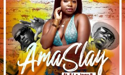 Asem by Ama Slay feat. E.L & Joey B