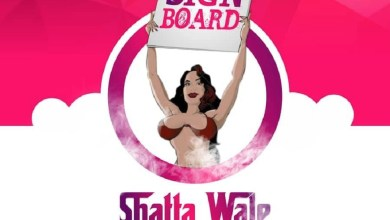 Photo of Audio: Signboard by Shatta Wale