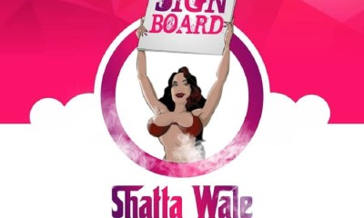 Signboard by Shatta Wale