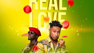 Photo of Audio: Real Love by Eckow Hunter feat. TxT