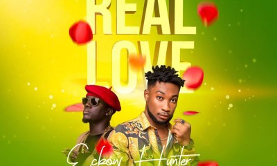 Real Love by Eckow Hunter feat. TxT
