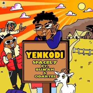 Yenkodi by $pacely feat. Buman & Odartei