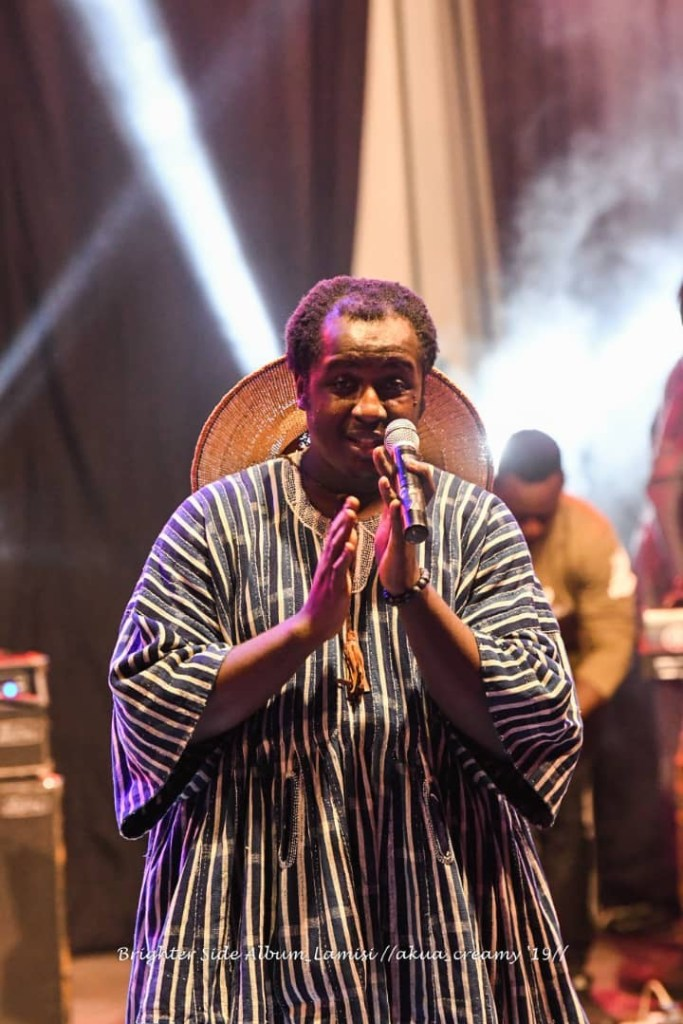Lamisi launches Brighter Side album with a virtuoso concert