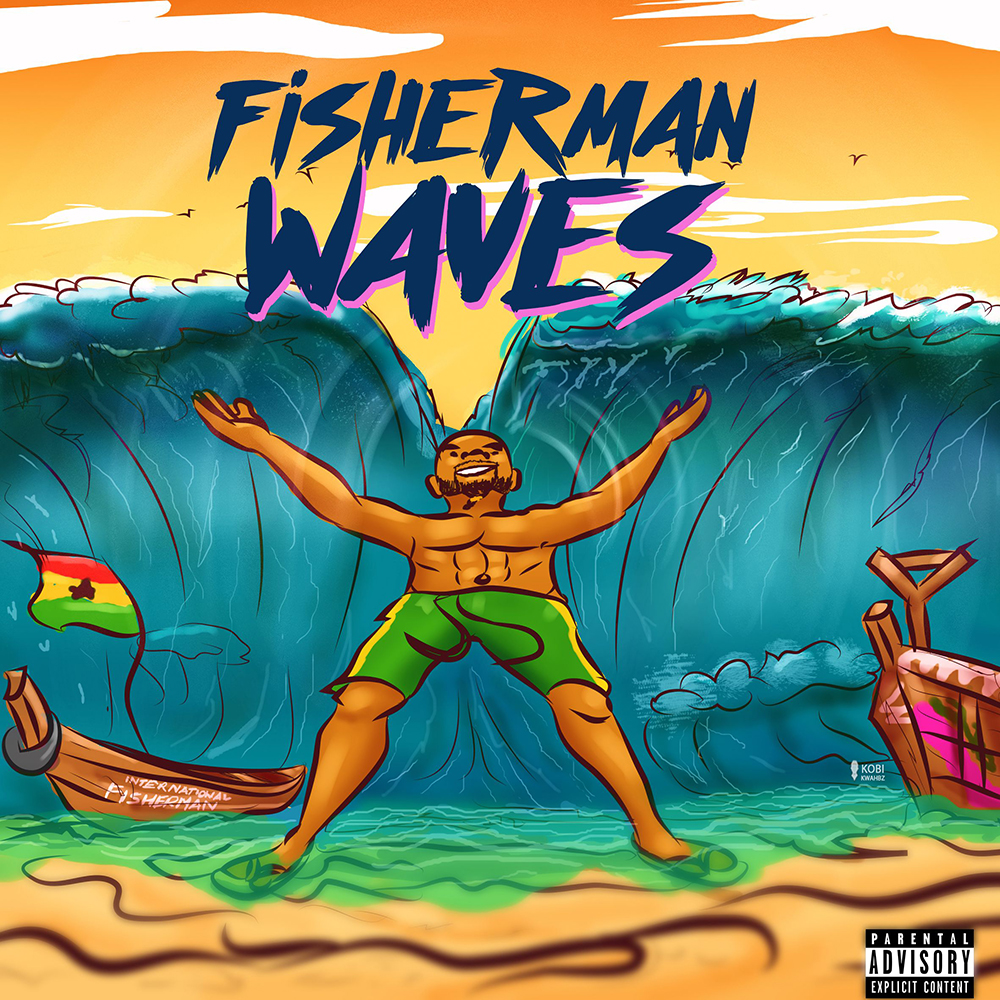 Fisherman Waves EP by Gasmilla