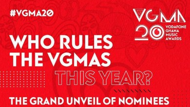Full VGMA 2019 nominees list