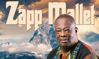 Legendary producer Zapp Mallet out with new album; Aayalolo