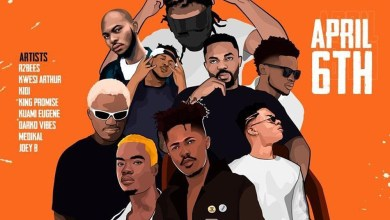 Photo of R2Bees, Medikal, Darkovibes, King Promise & more ready for Afrobeat To The World concert