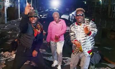 Omoda Remix by Medikal feat. Shatta Wale & Fela Makafui