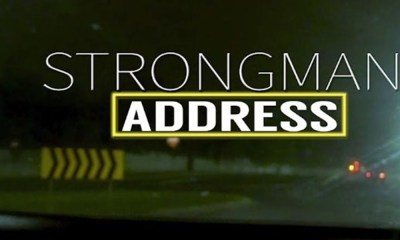Address by Strongman