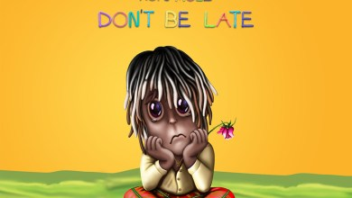 Photo of Lyrics: Don't Be Late by Kofi Mole