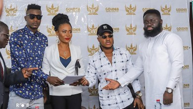 Photo of Keche bags a $500,000 record deal with Gold Empire Legacy Ltd