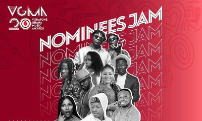 VGMA Nominees Jam