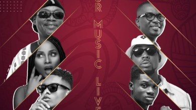 Photo of Adina, Teephlow, Amandzeba, others feature on new VGMA theme song