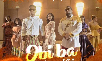 Obi Ba by D-Black feat. KiDi