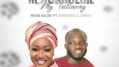 Photo of Audio: M'adansedie (My Testimony) by Rose Adjei feat. Oheneba Clement