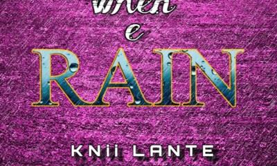 When e Rain by Knii Lante