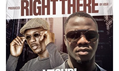Right There by Yesubi feat. Joey B