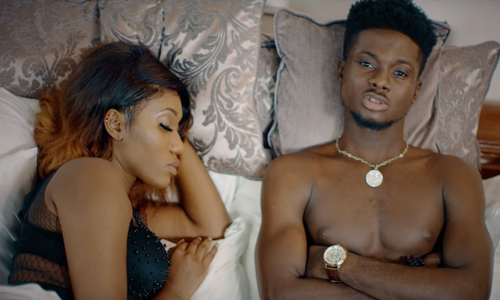 No More by Kuami Eugene feat. Sarkodie