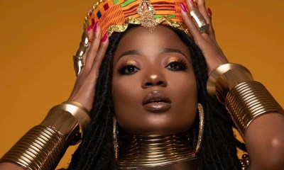 "Efya campaigns for ""Artiste Of The Decade"" award"
