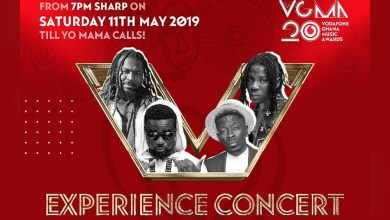 Photo of Akesse Brempong battles Shatta Wale, Samini, Stonebwoy at VGMA Experience concert