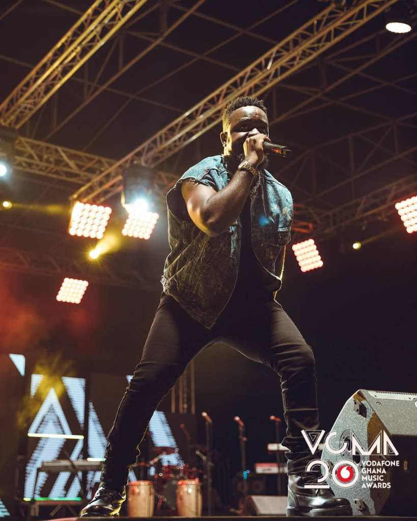 Photos: What went on at the 20th VGMA Experience Concert