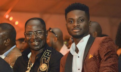 Kuami Eugene appreciates Amakye Dede after being crowned King of Highlife