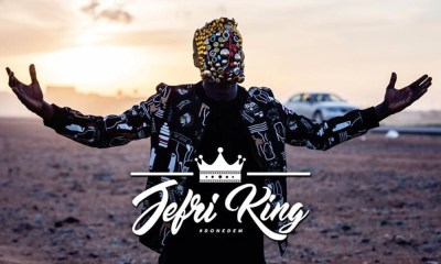 Jefri King out with new banger; Sellout