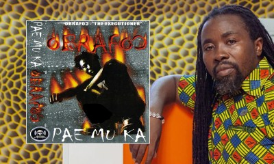 Artistes react to Obrafour's 'Pae Mu Ka' at 20 launch.